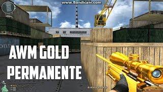 Crossfire Legends Brasil - Awm A Gold permanente