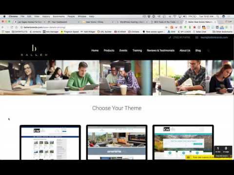 🏠 How to Build an IDX Real Estate Agent Website for 2018