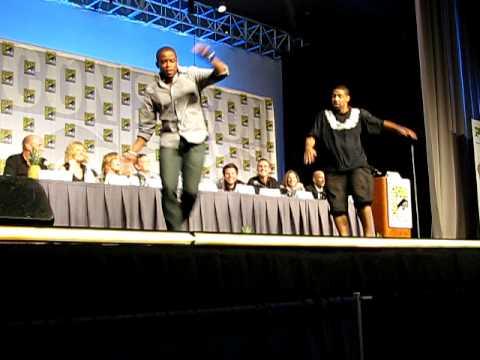 ComicCon 2010: Psych TapDanceOff