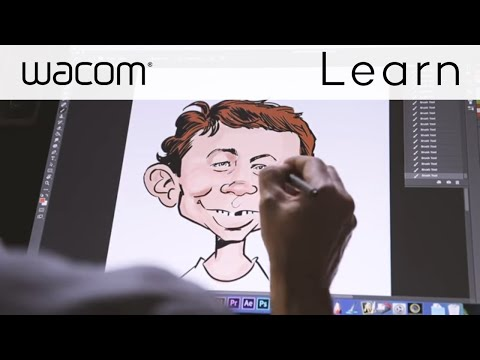 How to start drawing cartoons - MAD Magazine illustrator Tom Richmond gives advice