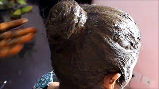 ऐसे मेहन्दी लगानी है तो देखिए ये वीडियो पार्लर जाना भूल जाएँगे आप How to apply henna to hair at home thumbnail