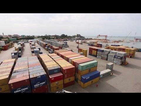 Conakry Terminal - Bolloré Ports