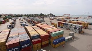 Bolloré Africa Logistics - Conakry Terminal (Groupe Bolloré)