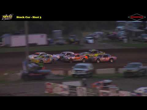 Stock Car Championship Night -- 8/25/17 -- Rapid Speedway