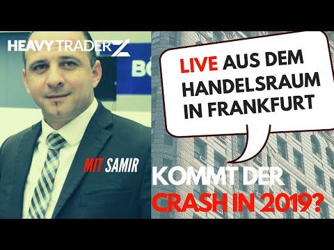 Kommt der Crash in 2019? Was ist wahres dran? #dax #börse #finanzen #wallstreet #crash2019