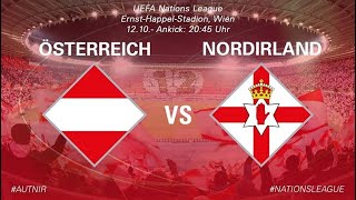 Österreich - Nordirland 1-0 | UEFA Nations League 2018 - Prognose