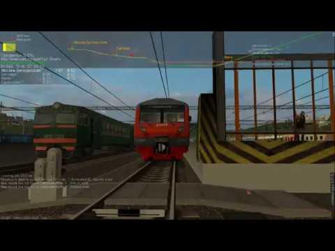 Москва Белорусская- Одинцово на ЭД4М-0472