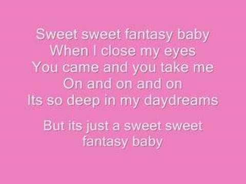 Mariah Carey-Fantasy lyrics