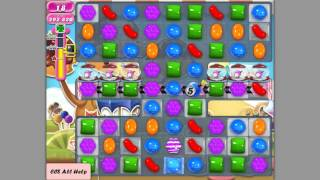 Candy Crush Saga Level 538 by Cookie