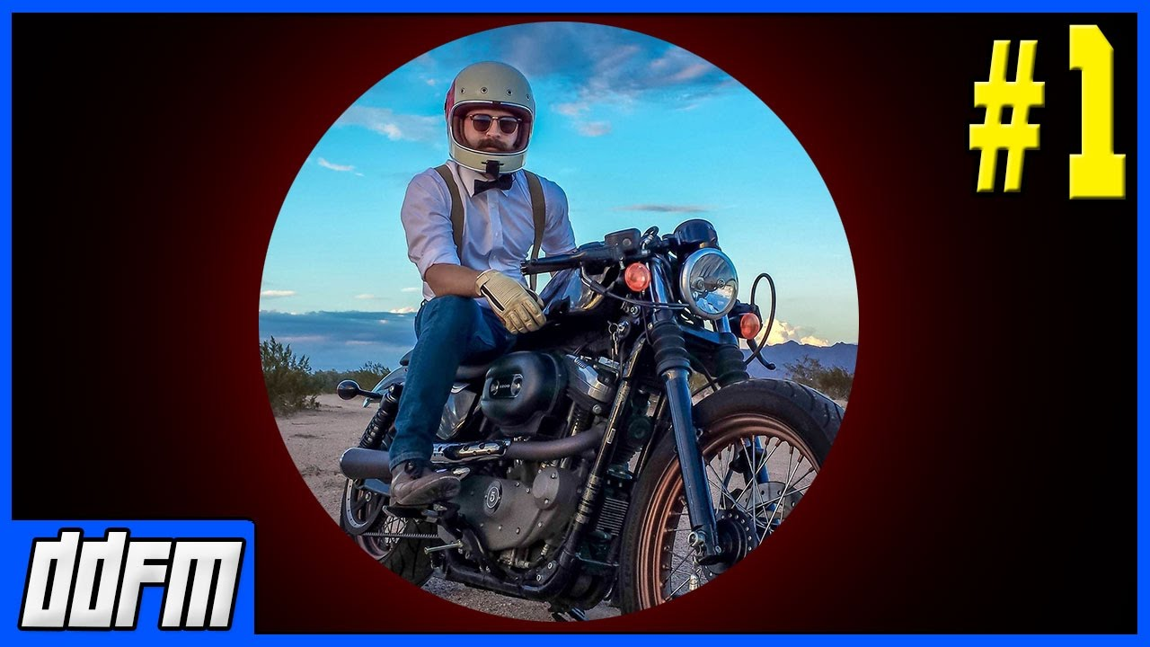 Discussing Harley Sportsters and YouTube - On Call with DDFM #1 ...