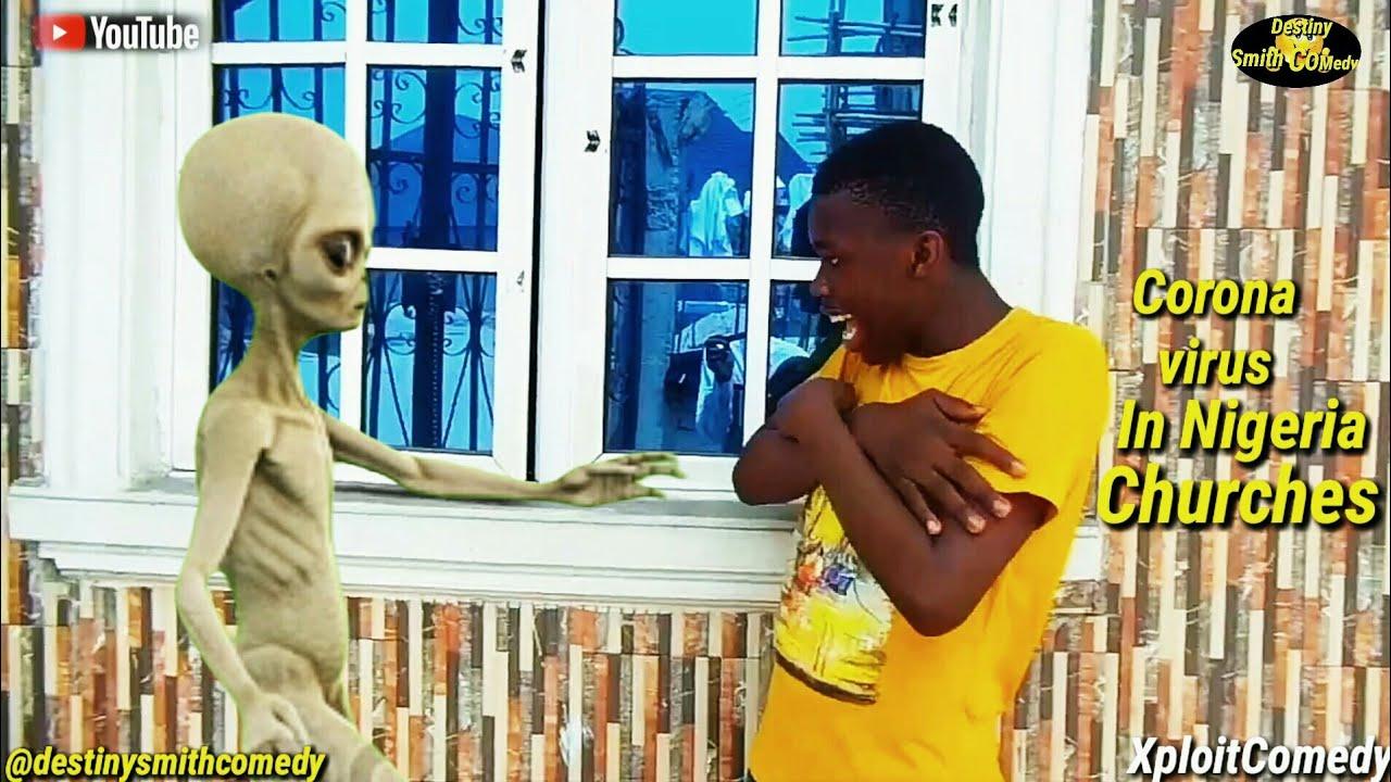 Download Corona virus in warri Nigeria 😁😁👉 (Xploit comedy) (destiny smith comedy) (Real House of Comedy)