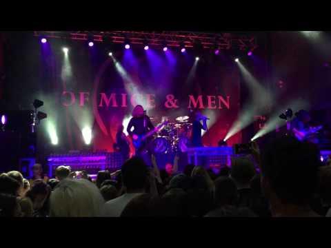 Of Mice & Men - Away Live Glasgow 5/10/16