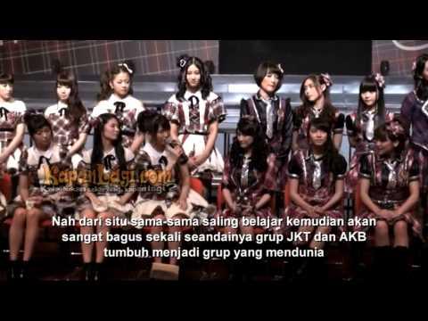 Cita - cita JKT 48 Dan AKB48 Yang Sangat Luar Biasa