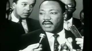 MLK: Those who make peaceful revolution impossible only make violent revolution inevitable