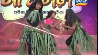 Gaon Akhada | ମୟୁରଭଞ୍ଜ ନୃତ୍ୟ | Mayurbhanj Dance | Odisha Cultural Dance | TarangTV