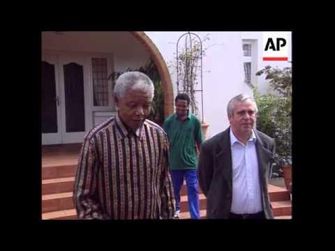 South Africa - Mandela & De Klerk On Indemnity