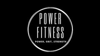 POWER FITNESS - Social Media Content Ad