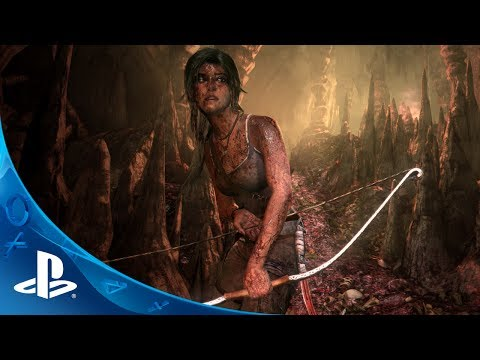 "Tomb Raider: Definitive Edition ""Announcement Trailer"""