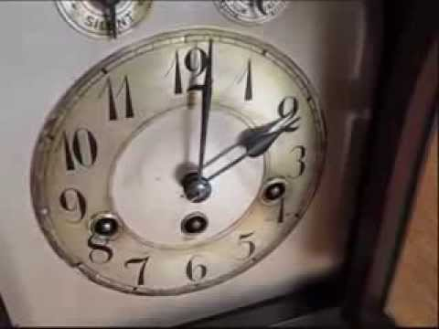 Junghans Westminster Wall Chimer C1900 Mp4 Doovi