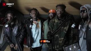 KIFF NO BEAT - Noushi Boy FLEX En Direct D'OKLM RADIO (Freestyle)