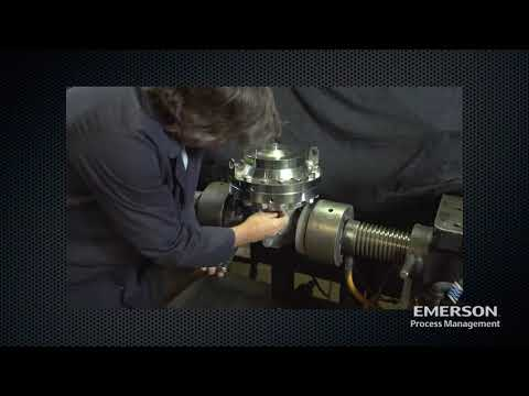 """How Do I Perform Maintenance On The Emerson Fisher EZH Regulator Sizes 1"""" To 3"""" Disk And Seat?"""