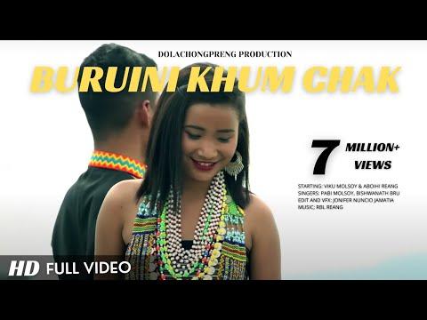 Baruini Khum Chak | New Kau-Bru | Official Music Video | 2018