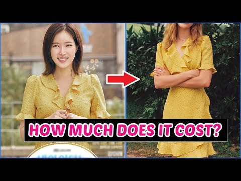 How Much It Costs To Dress Like Kang Mi Rae & Soo Ah from