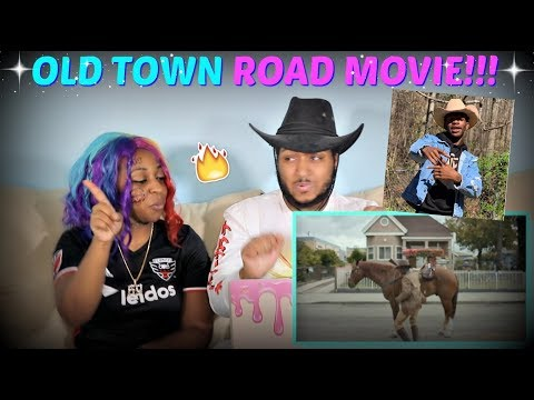 "Lil Nas X ""Old Town Road (Official Movie) Ft. Billy Ray Cyrus"" REACTION!!"