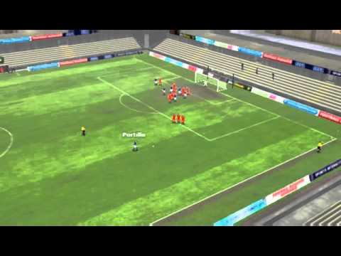 Gramenet U19 1 0 Mallorca U19   Temps forts du match
