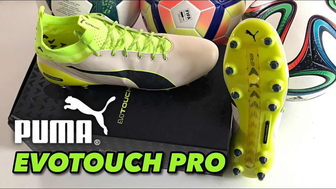 f61ce1505 PUMA evoTouch PRO | UNBOXING & REVIEW | - YouTube