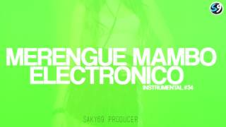 Instrumental #34 - Merengue Mambo (Saky69 Prod.) Mambo Merengue Beat