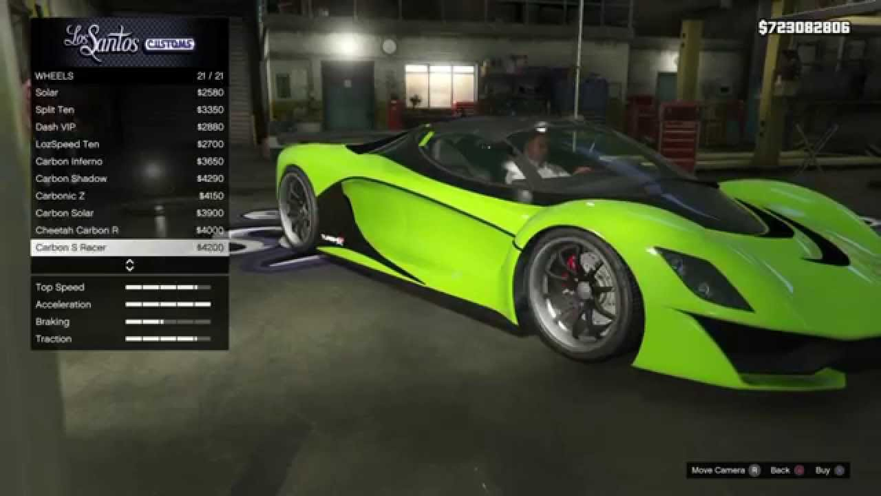 grand theft auto 5 turismo r customization ps4 youtube. Black Bedroom Furniture Sets. Home Design Ideas