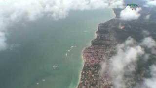 Eder Vieira saltando de paraquedas 2° part
