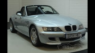 BMW Z3 M Roadster-VIDEO- www.ERclassics.com
