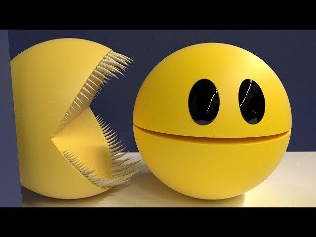 Pacman Vs Pacman [The Battle]