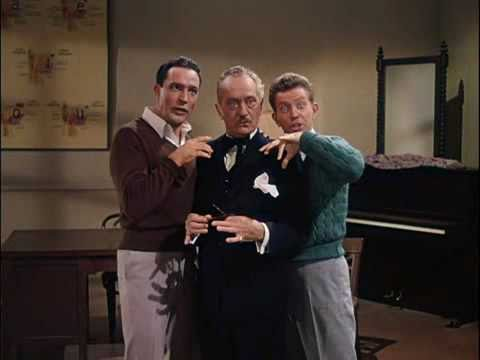 "Moses supposes (from ""Singin' in the rain"")"