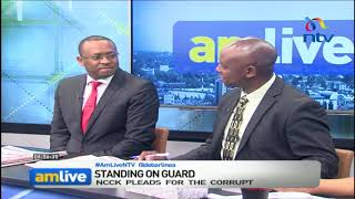 Outrage over NCCK proposal for a one-year amnesty for corrupt individuals