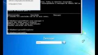 Logando no Windows 7 ou Vista sem senha