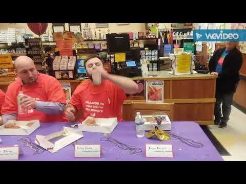 Orange You Glad I Won A Packzi Eating Contest?