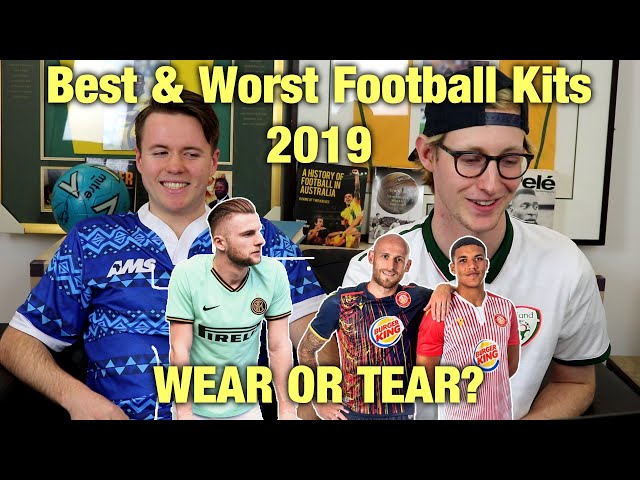 Best and Worst Football Kits 19/20 Reaction | FNR
