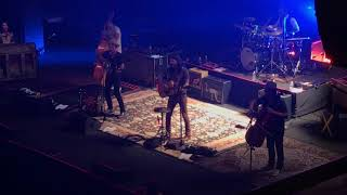 The Avett Brothers - Go to Sleep/Head Full of Doubt/Road Full of Promise Columbia SC April 6, 2018