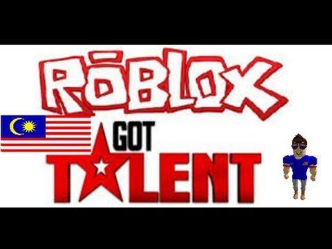 Saya Tak Ada Bakat!!!! [Roblox Got Talent] Roblox #Malaysia