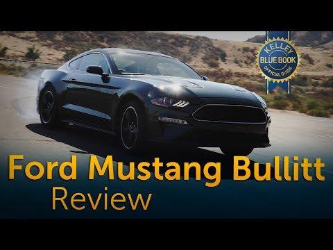 Ford Mustang Bullitt – Review & Road Test