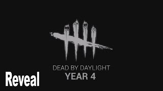 Dead by Daylight - Year 4 Reveal Trailer [HD 1080P]