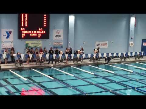 Villa Walsh Academy Swim Team 2018-2019
