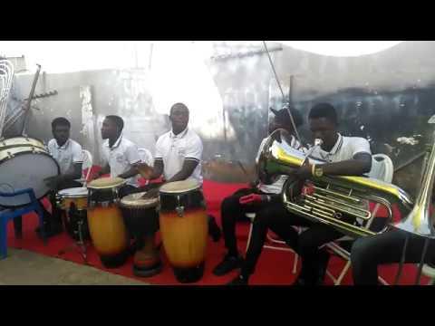 BLUE WAVES BAND, (COME TO JESUS CHRIST BY OJ) ACCRA - GHANA