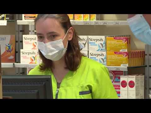 Coronavirus: des masques bientôt vendus dans les pharmacies et la grande distribution