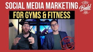 Social Media Marketing for Gyms (BEST STRATEGIES ON A BUDGET + FREE FITNESS FUNNEL)