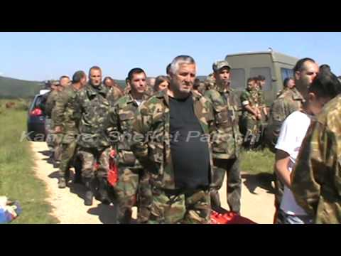 Kacanik, 30. maj 2015 Rivorrimi i 42 veteraneve te luftes