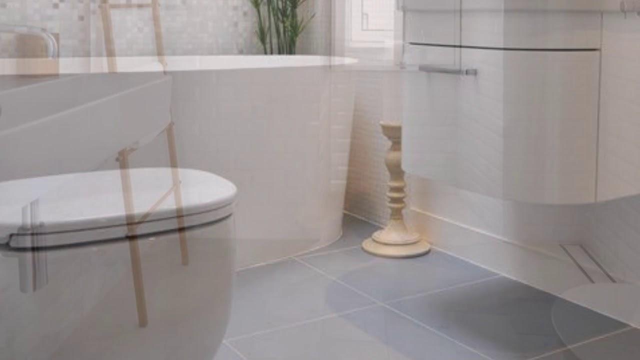 Cheap Bathroom Floor Tiles Ideas Decorating Ideas - YouTube